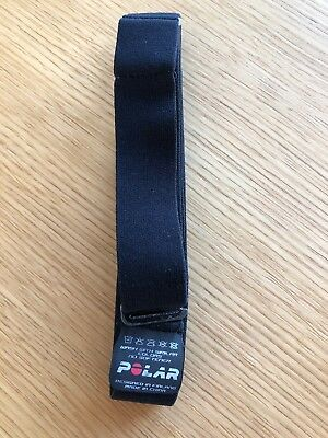 Used Polar Chest Strap (Black)