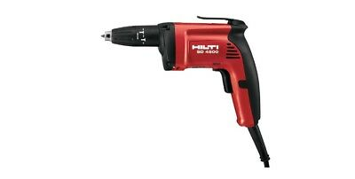 NEW & FREESHIPPING!!!!!!!!  Hilti SD4500 Corded Drywall Screwdriver