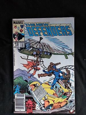 The New Defenders Oct #148 Marvel Comic Book