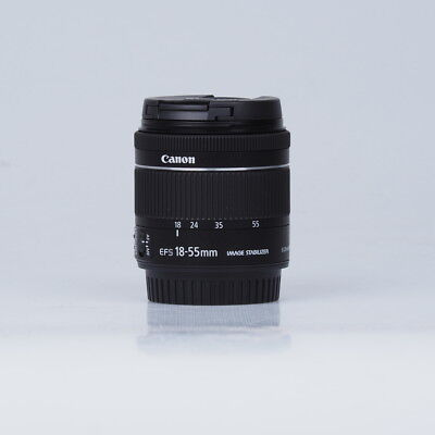 Canon EF-S 18-55mm IS STM F4-5,6 Objektive (White Box)