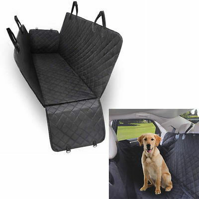 Waterproof Pets Car Seat Covers Dog Hammock Bench Protector for Cars SUVs Trucks