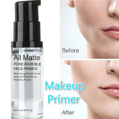 SACE LADY Invisible Pore Face Primer Ultra-smooth All Matte Makeup Foundation ES