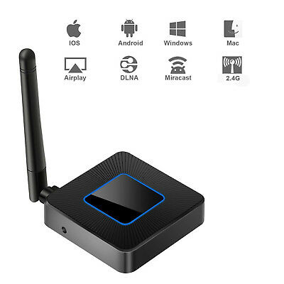 New Wireless HDMI Dongle Miracast Car Home Wifi Airplay For IOS Android Windows