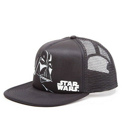 OFFICIAL Star Wars Darth Vader Classic Print Baseball Cap Snapback Hat (NEW)
