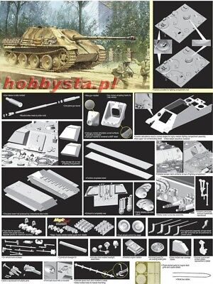 Dragon 6393 Jagdpanther Late Produktion 1:35