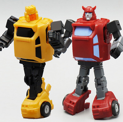 Transformers Mech Planet HOT SOLDIERS HS15 Cliffjumper HS16 Hubcap in stock New