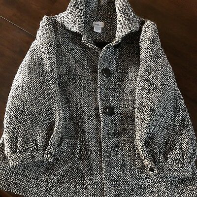 Mimi Maternity Tweed Short Jacket