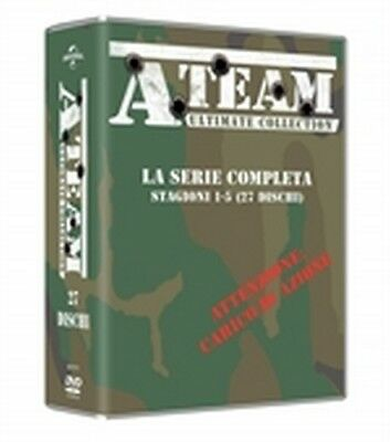 A-Team - Ultimate Collection - La Serie Completa - Stagioni 1-5 (27 DVD)
