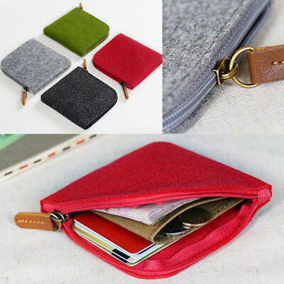 Cheap Coin Purse Wallet Women Men Change Bag Credit Card ID Holder Coin Purses A