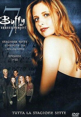 Buffy l'Ammazzavampiri - Stagione 7 (6 DVD) - ITALIANO ORIGINALE SIGILLATO -