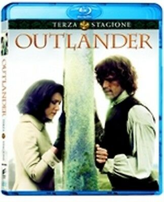 Outlander - Stagione 3 (5 Blu-Ray Disc) - ITA ORIGINALE SIGILLATO -