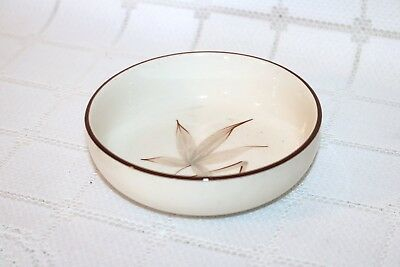 """Winfield China PASSION FLOWER Made in CA, U.S.A. 4 7/8"""" Berry Fruit Sauce Bowl"""