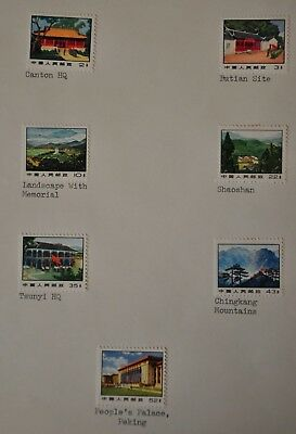 China old stamps lot 41 MH