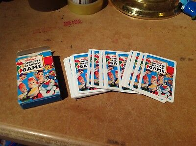 Kellogg's Complete Breakfast Card Game