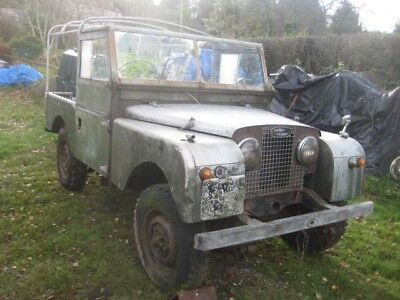 Land Rover Series 1 1956 88 Inch.