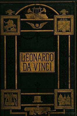 82 Leonardo Da Vinci Books On Dvd - Paintings Drawings Inventions Works Art Life