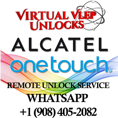 Remote Unlock service Alcatel 7 6062W REVVL 2 PLUS A7 XL METROPCS T-MOBILE