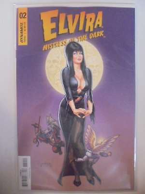 Elvira Mistress of the Dark #2 A Cover Dynamite NM Comics Book