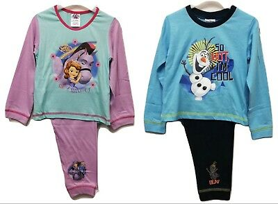 Boys Girls Pyjamas Kids Toddler Baby Childrens Pyjama Set 1-5 Years