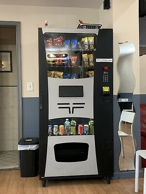 Futura Vending machine
