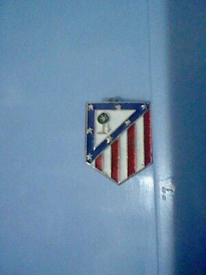 At Madrid Atletico Badge Footbal Spainish Team 60´S Aprox Insignia