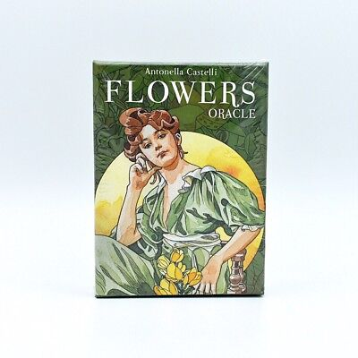 Flowers Oracle Cards New Sealed Deck