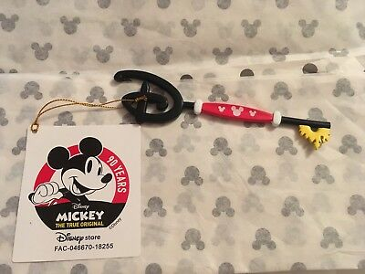 Disney Store 90th Anniversary Mickey Mouse Key Limited Edition #Mickey90