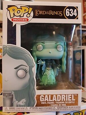 Lord Of The Rings - Tempted Galadriel Funko Pop! Vinyl Figure Exclusive