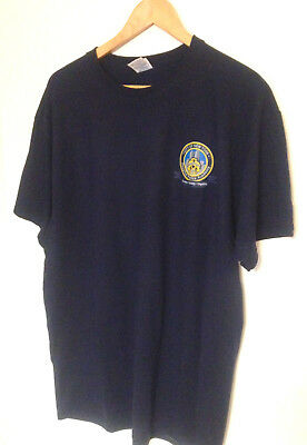 NYC Health & Hospitals Police Academy Jerzees T-Shirt Twin Towers Version (NEW)