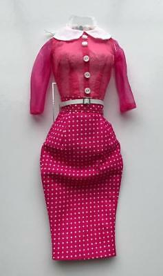 "16"" FBR Sybarite Superfrock Superdoll~PINDOT Fuschia Fashion Only~No Doll~New"