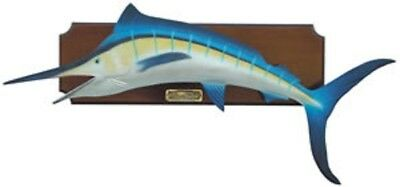 Blue Marlin Fish Wall Plaque