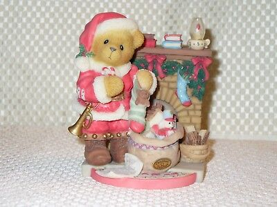 Cherished Teddies.  Christmas. Sanford - Celebrate Family, Friends and Tradition