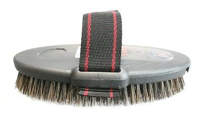 Body Brush Horse Equerry Natural Animal Hair
