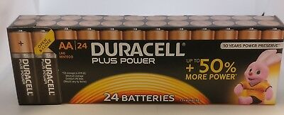 Duracell - Plus Power - AA - 24-Pack x1