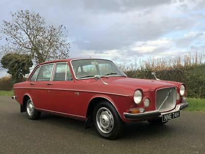 1969 Volvo 164 Only 68,000 Miles. First Family Owners For 46 Years. Stunning Car