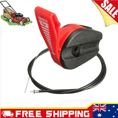 Universal Throttle Control + Cable for Mower, Briggs and Stratton Victa Rover AU