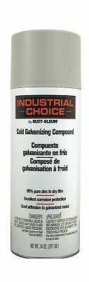 RUST-OLEUM 7585838 PROFESSIONAL Cold Galvanizing Compound Spray