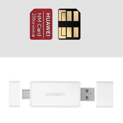 2 IN 1 90MB/s High speed Card Reader/ NM Card For Huawei mate 20/20 Pro/20 X HOT