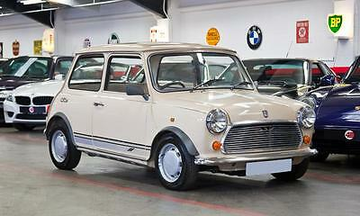 Austin Mini 1000 City E Automatic 1.0 1987 /// 21k miles