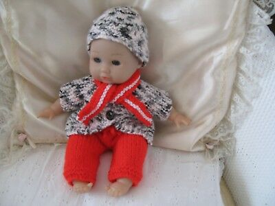 Baby Doll 12  Inches New Hand Knitted Clothes