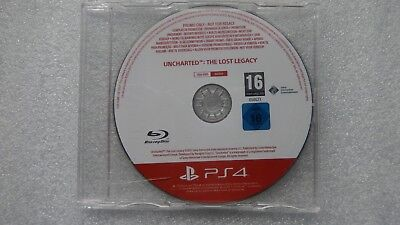 Uncharted The Lost Legacy PS4 PROMO Game Rare Sony PlayStation 4 Promotional
