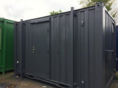 13ft x 9ft 2+1 Anti Vandal Toilet / Site Toilet  / Portable Building / 2700+VAT