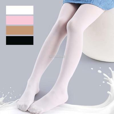 Kids Girls Dance Sock Pantyhose Professional Ballet Stocking Ballerina Tights