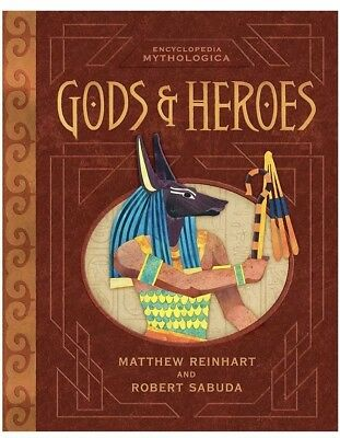 Encyclopedia Mythologica: Gods and Heroes 2 by Robert Sabuda and Matthew...