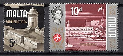 Malta - 1970 Definitives / Maltese history - Mi. 412-13 MNH