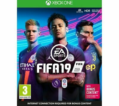 XBOX ONE FIFA 19  - Currys