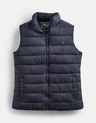 Joules 124856 Mens Padded Gilet in MARINE NAVY