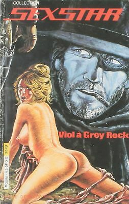 BD adultes Durango Viol à Grey Rock : Réedition