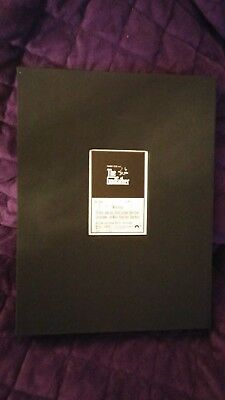 Lord John Film Festival Deluxe Edition 2006 HC case Signed by 41 Celebs #152/174