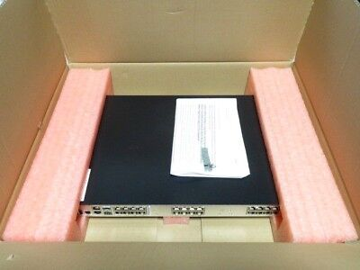 Emerson KJ1611X1-FD1 DeltaV RM100-24TX Smart 24-Port Switch NEW IN BOX
